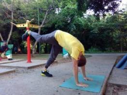 ejercicio carpa